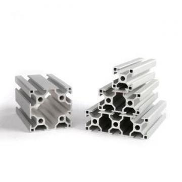 T-Slotted Aluminium Profiles 9051 Single&Double Retainer Angle Profiles