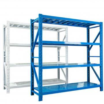 Warehouse Heavy Duty Shelving Storage Rack Multilayer Industrial Mezzanine Rack