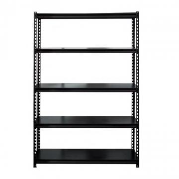 Chrome Plated Metal Shelving Unit