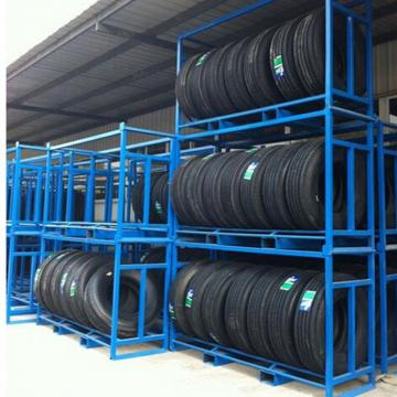 Industrial Warehouse Storage Selective Medium Duty Automatic Steel Rolling Shelf for Logistics Company