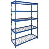 Heavy Duty Longspan Warehouse Shelf for Industrial Storage Solutions