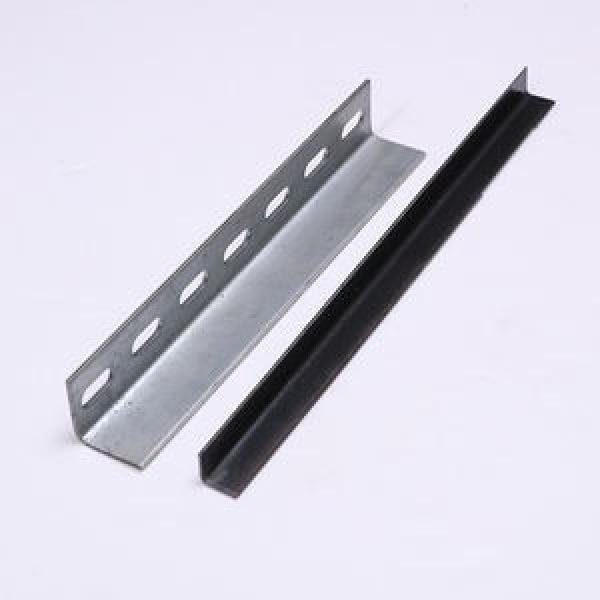 Hot Rolled Hot DIP Galvanized Perforated Angle Iron Metal Mild #2 image