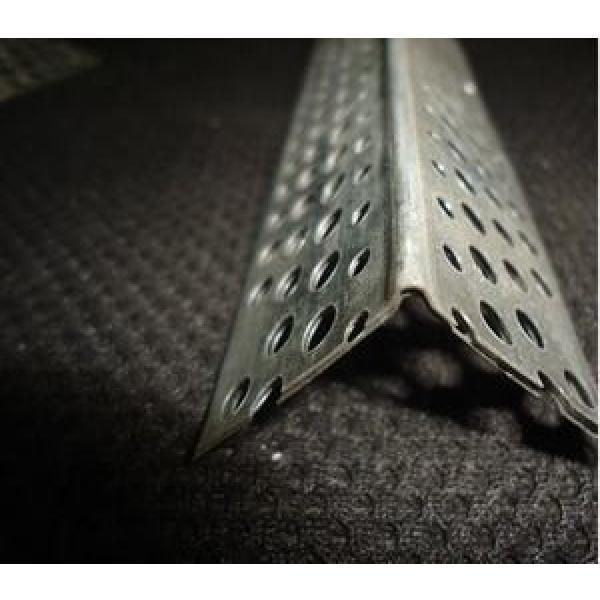 Hot Rolled Hot DIP Galvanized Perforated Angle Iron Metal Mild #3 image