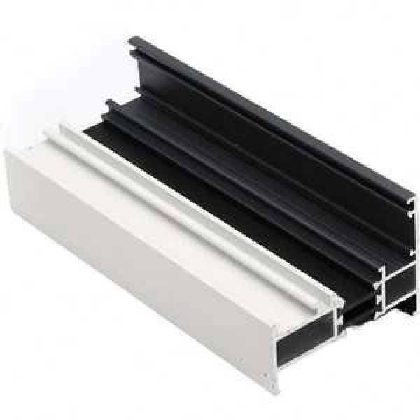 T-Slotted Aluminium Profiles 9051 Single&Double Retainer Angle Profiles #1 image