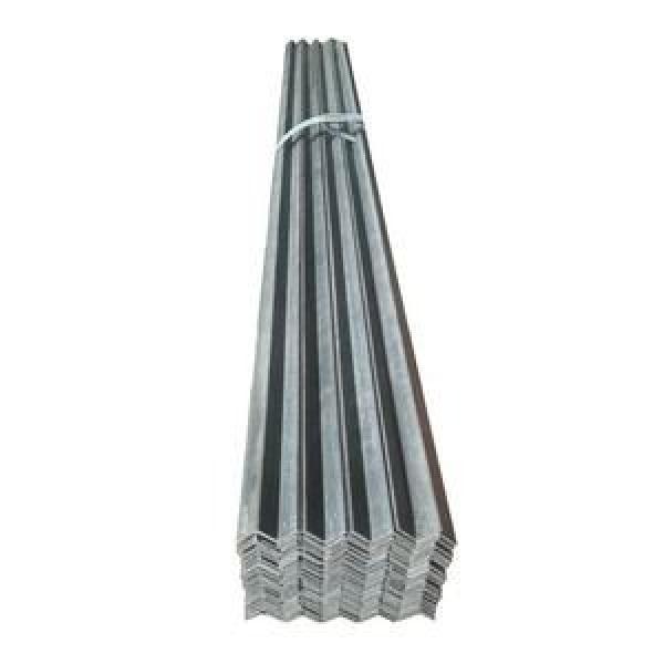 China Manufacturer Cheap Slotted Angle Bar / Slotted Angle Iron #3 image