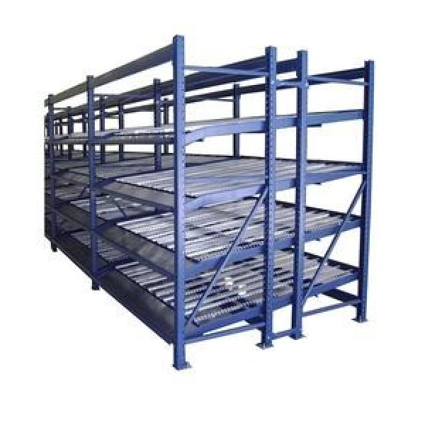 China Factory Steel Q235 Warehouse Roller Rack #1 image