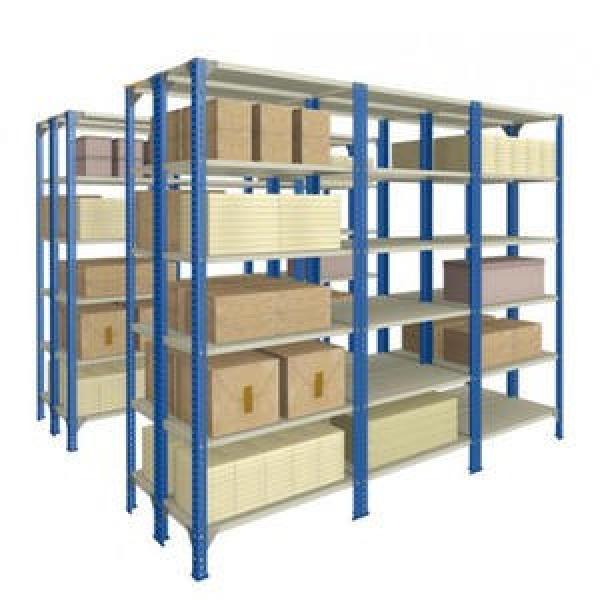 Professional Customized Steel Warehouse Mezzanine Racking System Industrial Shelving Units #1 image