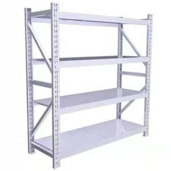 Professional Customized Steel Warehouse Mezzanine Racking System Industrial Shelving Units #2 image
