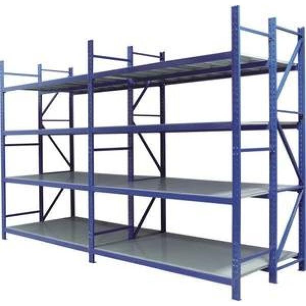 Custom Made Longspan Warehouse Shelving Units #3 image
