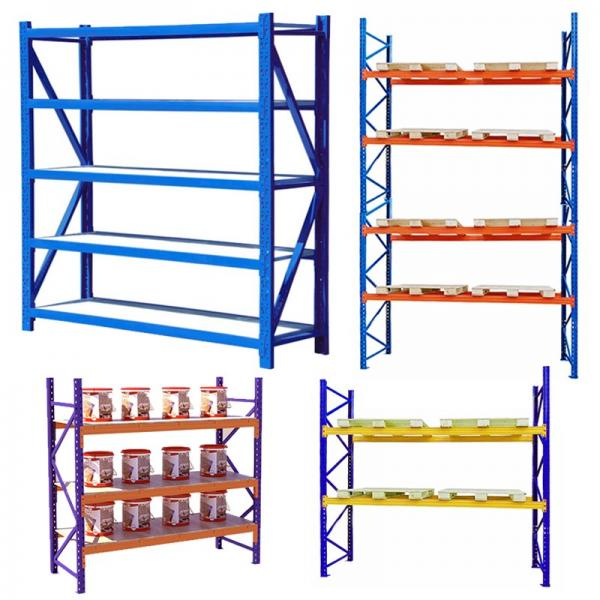 Industrial Warehouse Standard Bin Shelving for Small Parts Storage #3 image
