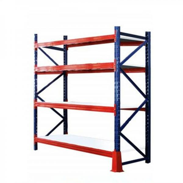 Carton Flow Racking Steel Shelf with Rolling Rollers for Warehouse Storage #2 image