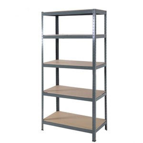 Commercial Adjustable Chrome Metal Wire Rack Shelf Shelving Unit #1 image