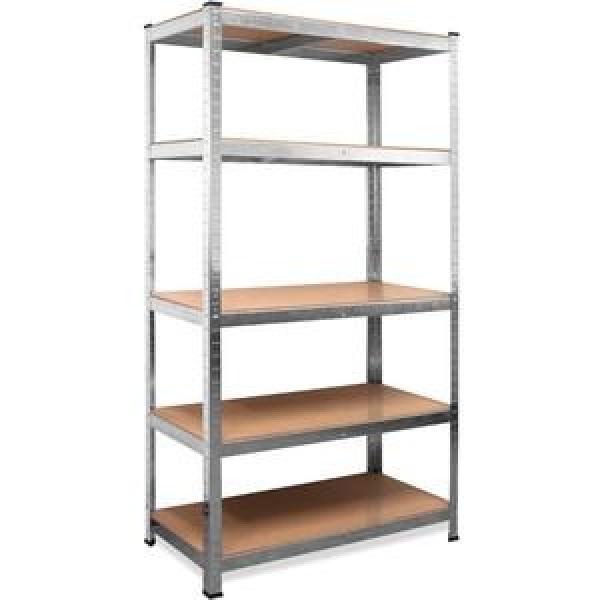 Commercial Adjustable Chrome Metal Wire Rack Shelf Shelving Unit #3 image