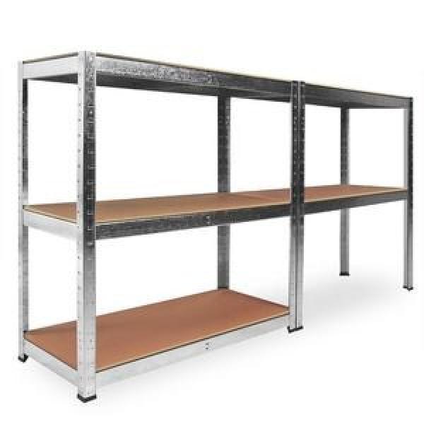 Galvanized Storage Rack Adjustable Metal Shelving Units for Food Processing #3 image