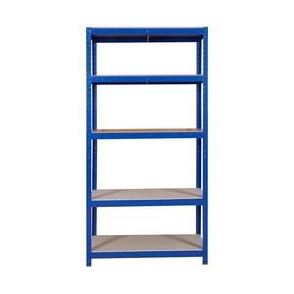 "6-Tier Storage Movable Commercial Chrome Wire Rack Shelf Unit 24""X36""X72"" #1 image"