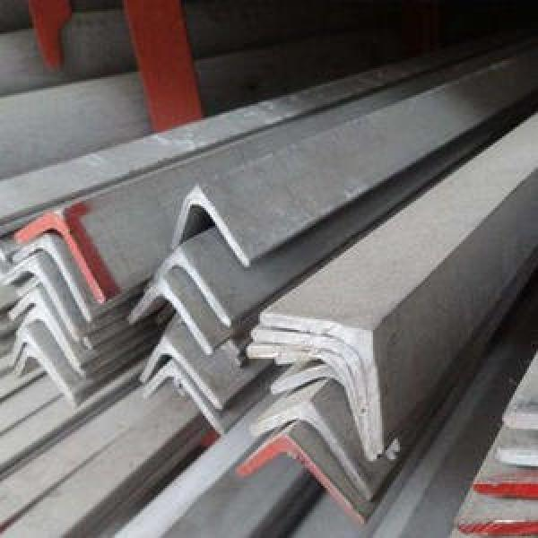 Galvanized Perforated ASTM A572 Gr50 Gr60 A36 BS En S355jr S355j0 Slotted Angle Iron #2 image