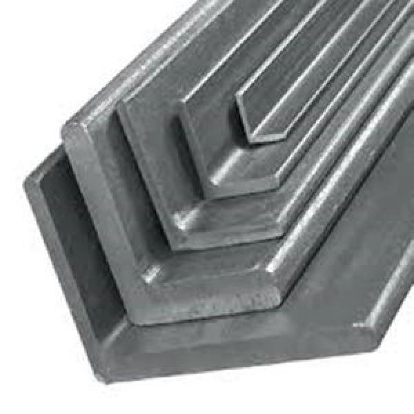Building Materials Q235 Equivalent Angle Mild Carbon Steel Galvanized Angle Bar A36 Equal and Unequal Hot Rolled Slotted Mild Carbon Angle Steel Bar with Hole #1 image