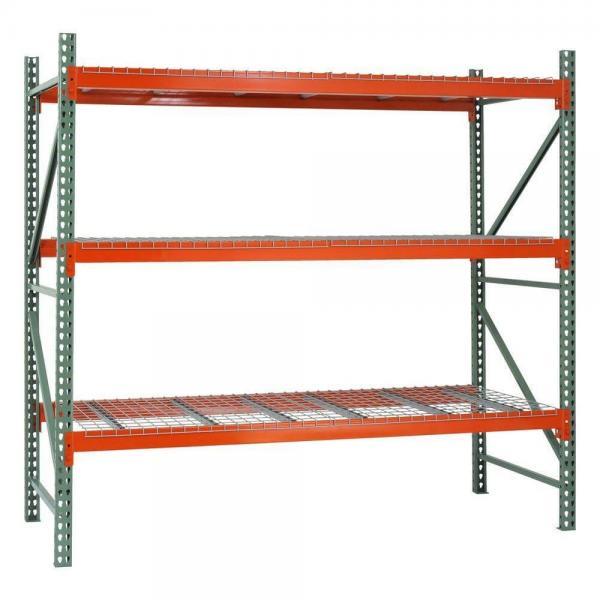 Heavy Duty Warehouse Storage Industrial Shelf Rack Metal Shelving #1 image