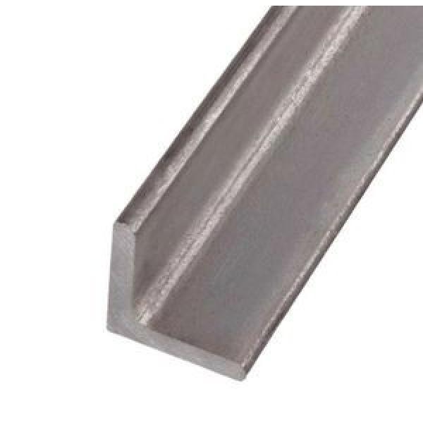 China Manufacturer Cheap Slotted Angle Bar / Slotted Angle Iron #1 image