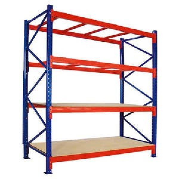 Industrial Warehouse Dynamic Storage Carton Flow Gravity Pallet Rolling Rack #2 image