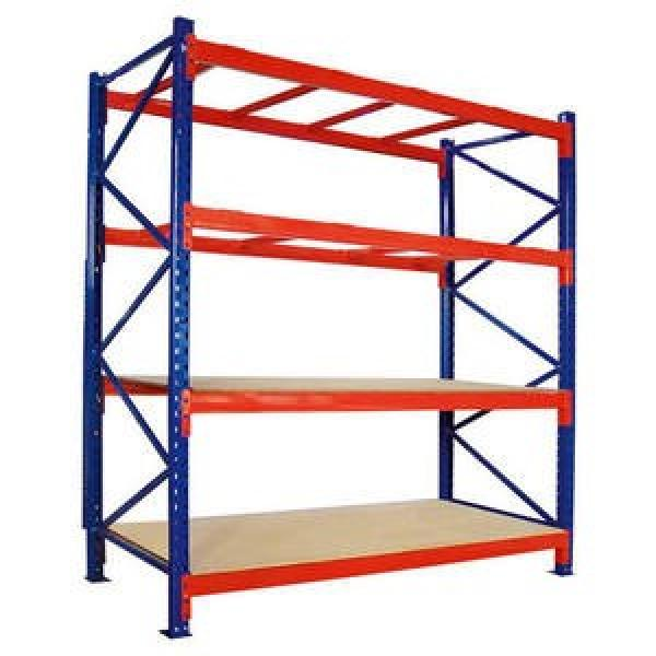 Warehouse Industrial Carton Flow Steel Rack and Gravity Rolling Racking #3 image