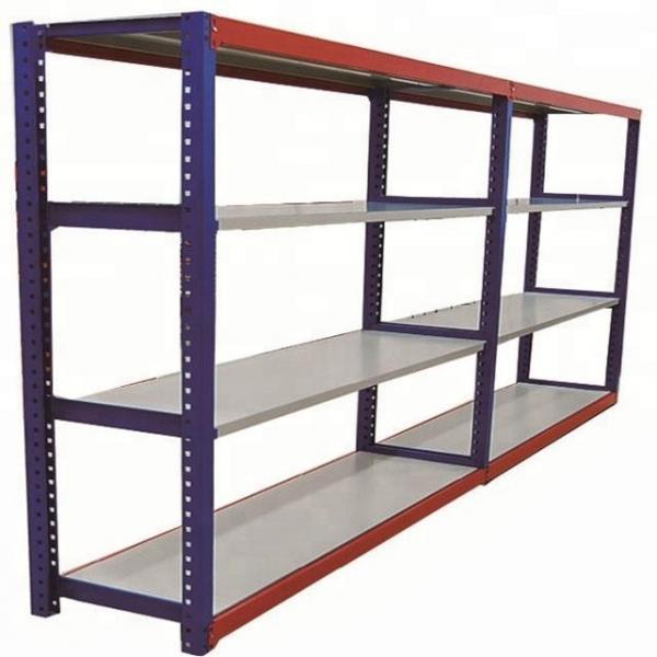 DIY 3 Tiers Powder Coating Home Metal Furniture Rolling Mini Storage Rack with Basket #1 image