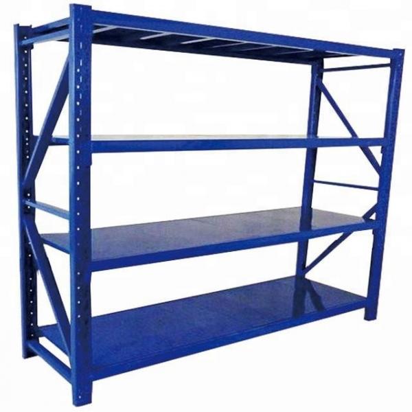 Metal Cart Rolling Cart Kitchen Storage Rack #2 image