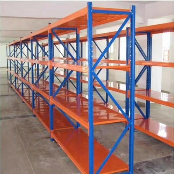 Commercial Metal Steel Rolling Storage Shelving Rack #3 image