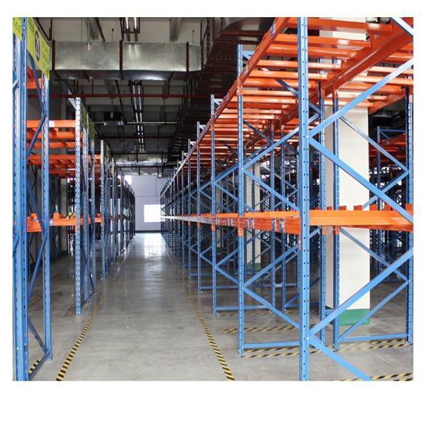 Commercial Metal Steel Rolling Storage Shelving Rack #2 image