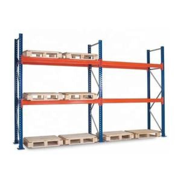 Warehouse Heavy Duty Rack Longspan Height Adjustable Steel Storage Shelving #1 image