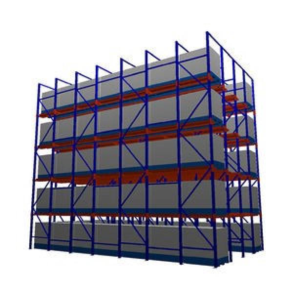 50mm Adjustable Industrial Racking Storage Metal Shelving #1 image