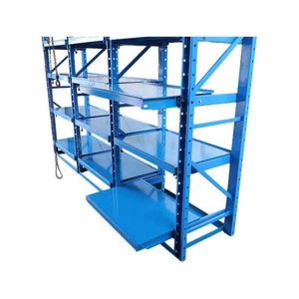 Warehouse Industrial Carton Flow Steel Rack and Gravity Rolling Racking #2 image