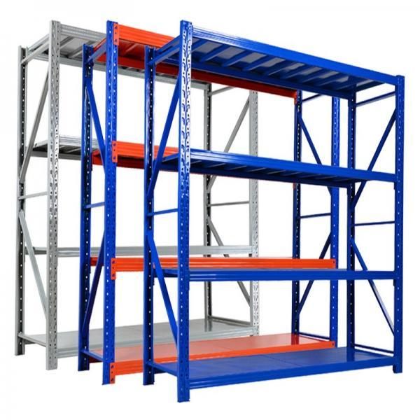 Commercial Adjustable Chrome Metal Wire Rack Shelf Shelving Unit #1 image