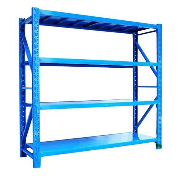 Wooden Furniture Rack 6-Cube Closet Organizer Storage Shelves Book Shelf #3 image