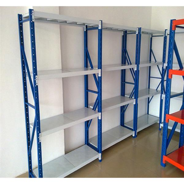 Angle Iron Industrial Logistics Equipment Shelf #1 image