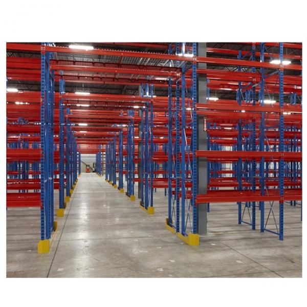 Customized Rolling Rack Industrial Shelving for Warehouse Storage #1 image