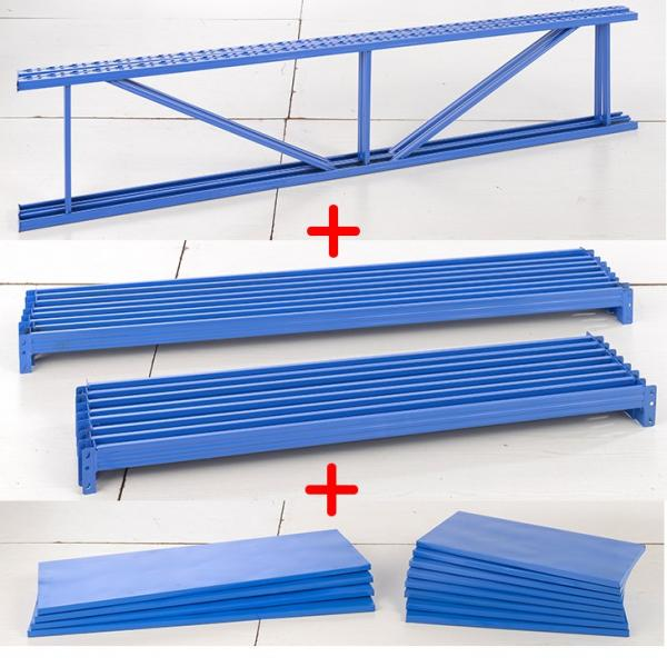 Mobile Wire Shelves for Hospital and Medical Facilities #3 image