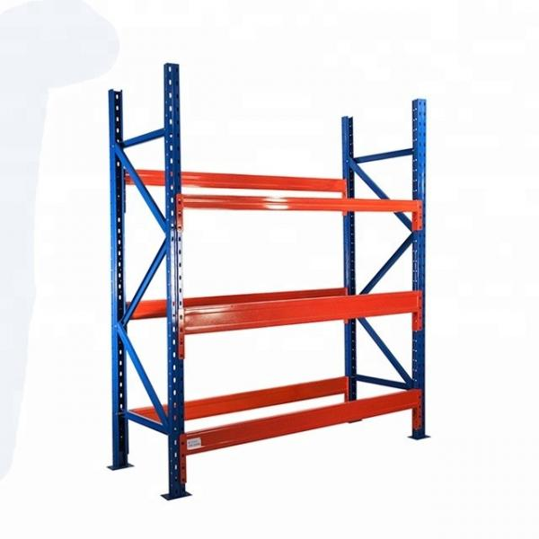 Heavy Duty Warehouse Storage Shelf Steel Mezzanine Floor Racking #3 image