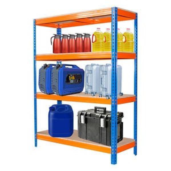Warehouse Heavy Duty Rack Longspan Height Adjustable Steel Storage Shelving #3 image
